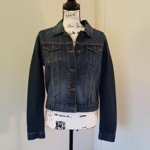 Lucky Brand Jean Jacket sz L